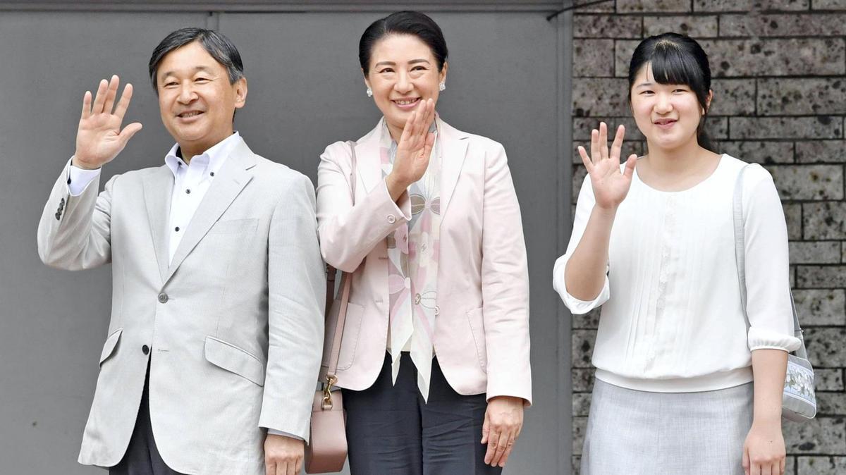 Keluarga Pemegang Takhta Kekaisaran Jepang