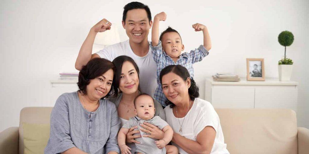 Nilai-Nilai Baru Keluarga Asia