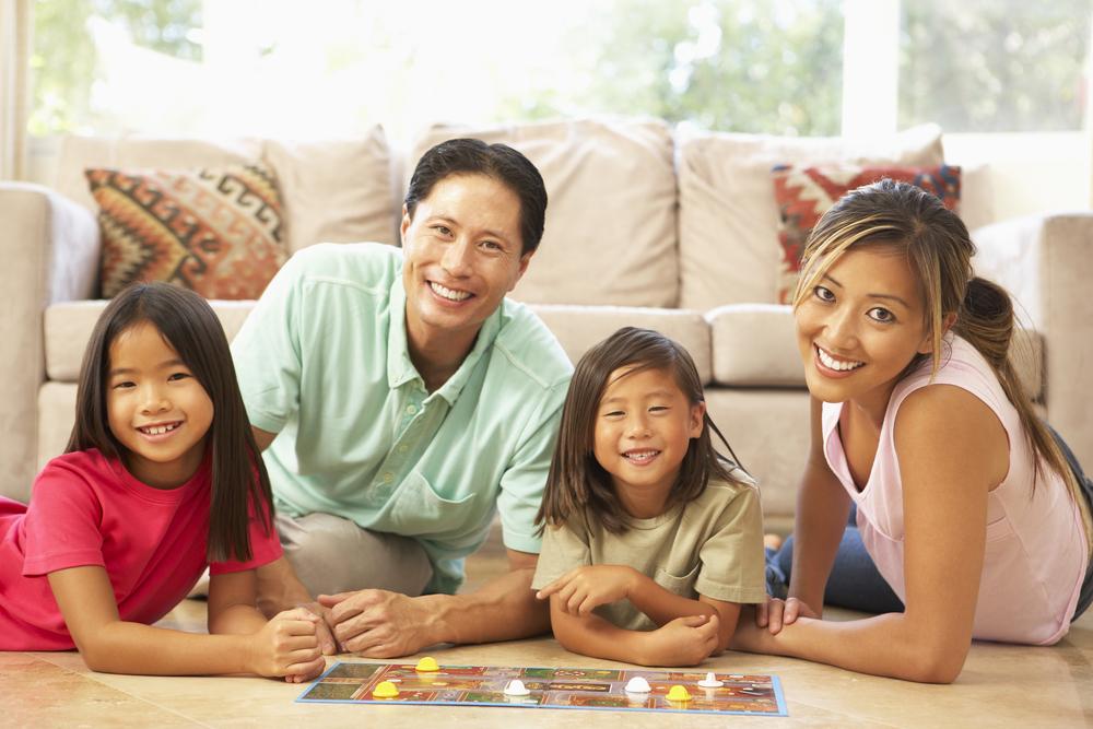 Struktur Keluarga Dan Peran Gender Asia-Amerika